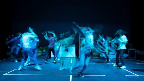 Fantômes et séparations sur scène