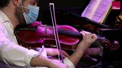 Felix Mendelssohn : Trio avec piano n° 1 en ré mineur op. 49 - II. Andante con moto tranquillo