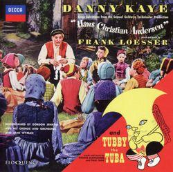 Hans Christian Andersen : The ugly duckling - DANNY KAYE