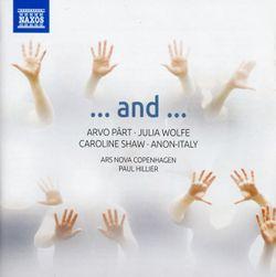 and the swallow - pour ensemble vocal mixte a cappella