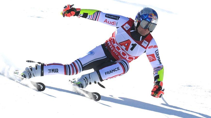 Coupe du monde de ski alpin : Alexis Pinturault au pied du podium sur le géant de Bansko