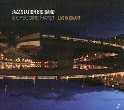 The jazz studio - JAZZ STATION BIG BAND & GREGOIRE MARET