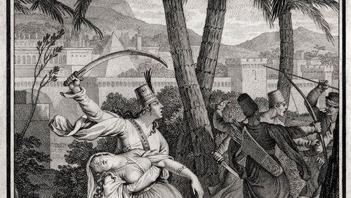 """""""Zadig ou la Destinée"""" de Voltaire (3/3) : Le basilic, les Combats, les Enigmes"""