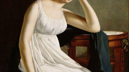 Les femmes peintres 1780-1830