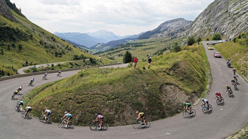 L'an dernier, en 2020, la 5e et ultime étape autour de Megève avait été épique, avec un final époustouflant.