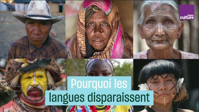 Pourquoi les langues disparaissent - France Culture