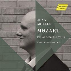 Sonate pour piano n°2 en Fa Maj K 280 : 3. Presto - JEAN MULLER