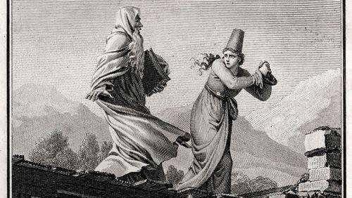 """""""Zadig ou la Destinée"""" de Voltaire (2/3) : Les Disputes et les Audiences, la Jalousie, le Brigand, le Basilic"""