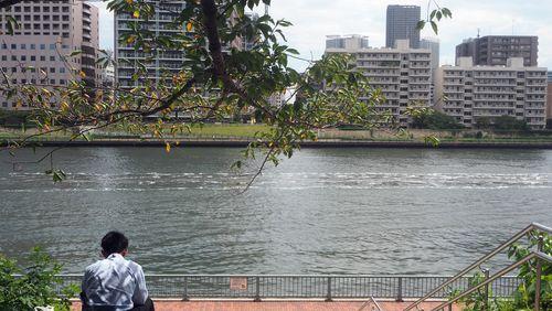 Une Pause, au Japon