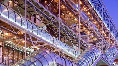 Le musée du Centre Pompidou par Bernard Blistène