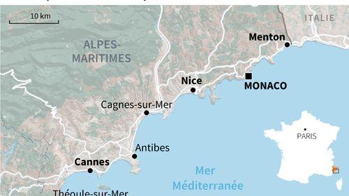 Covid-19 : la Côte d'Azur reconfinée pour les deux week-ends à venir, de prochaines restrictions à venir à Dunkerque ?