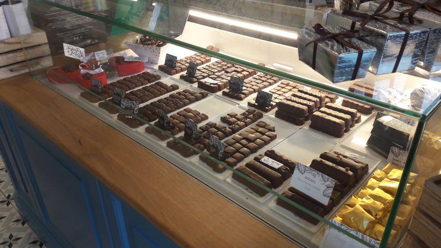 Le chocolatier promet que son chocolat a un goût unique