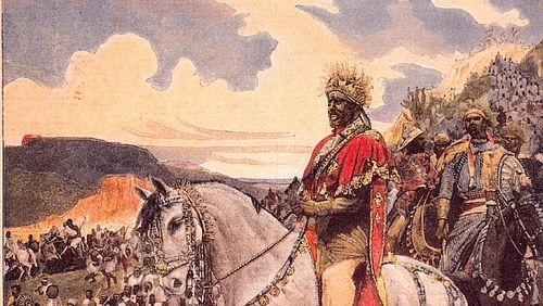 L'Éthiopie déchirée