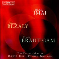 Trio pour flûte traversière alto et piano op 18 : 1. Prelude. Moderato - SHARON BEZALY