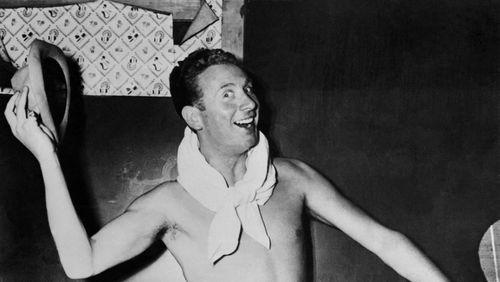 """La Nuit rêvée d'Olivier Py (2017) (11/12) : Charles Trenet : """"A L'ABC, en 1938, je suis entré en scène sans trop savoir ce que je faisais, on n'a pas le trac quand on n'a rien à perdre"""""""
