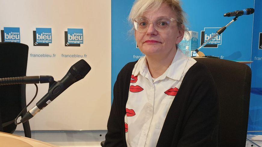 Isabelle Grivelet est l'organisatrice du concours Handi Anges