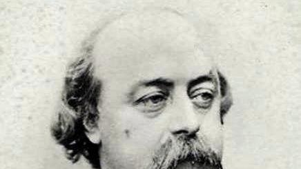 Gustave Flaubert (1821-1880), une apparition