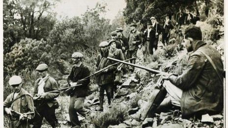Storia : La seconde guerre mondiale - 1ere partie