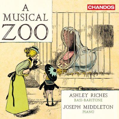 ASHLEY RICHES  JOSEPH MIDDLETON sur France Musique