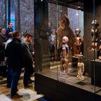 Présence africaine dans les musées d'Europe