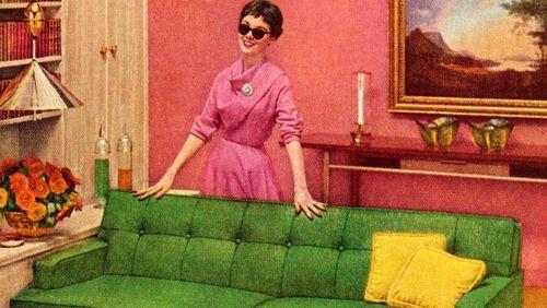 Le corps féminin (2/4) : L'utérus sur le divan