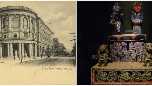 Présence africaine dans les musées d'Europe (4/9) : De grands musées vides