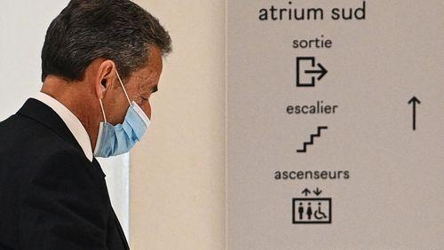 Affaire des écoutes : prison ferme pour Nicolas Sarkozy
