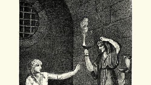 """""""L'italien ou Le confessionnal des pénitents noirs"""" d'Ann Radcliffe  (deuxième partie)"""