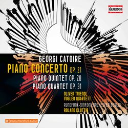 Quintette avec piano en sol min op 28 : 3. Allegro con spirito e capriccioso - OLIVER TRIENDL