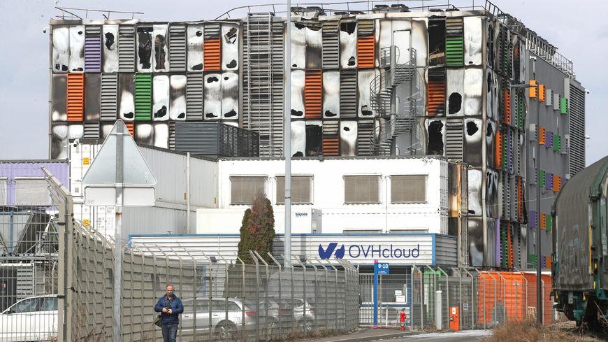 Le datacenter OVHCloud de Strasbourg hébergeait entre autres sites, celui de la Manchoise Mathilde Picouret : toutes ses données sont définitivement perdues.