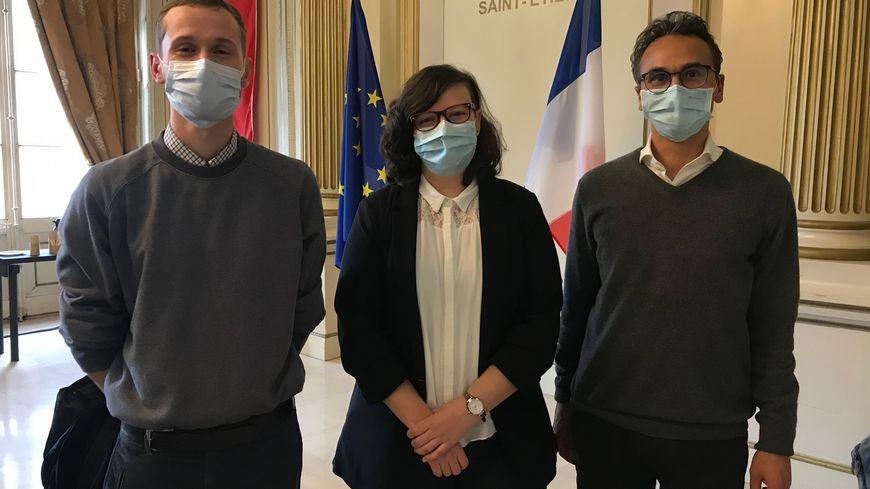 Clé Moussi et Claire Fournel vont travailler en lien avec le service de psychiatrie du CHU de Saint-Etienne et le professeur Erik Fakra