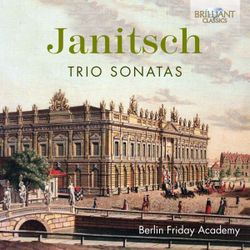 Sonate en trio  pour flûte alto et basse continue en Ré Maj : 1. Adagio - JOSEPH MONTICELLO
