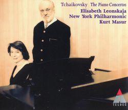 Fantaisie de concert pour piano et orchestre en Sol Maj op 56 : 2. Contrastes. Andante cantabile - Molto vivace - ELISABETH LEONSKAJA