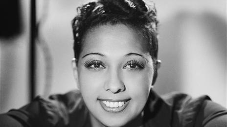 Joséphine Baker (1906 - 1975), une artiste engagée