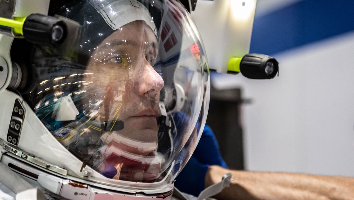 Thomas Pesquet dans l'espace : saison 2 - France Inter