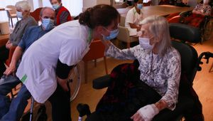 Les soignants sont toujours aussi réticents à se faire vacciner, en tout cas coté infirmiers et aides-soignants
