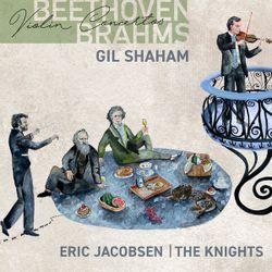 Concerto pour violon en Ré Maj op 77 : 2. Adagio - GIL SHAHAM