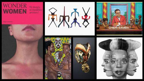 """Arts plastiques : """"Ex Africa - Présences africaines dans l'art d'aujourd'hui"""" et """"Wonder Women - Ni muses, ni modèles : artistes !"""""""