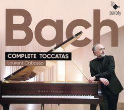 Toccata en Sol Maj BWV 916 - LAURENT CABASSO