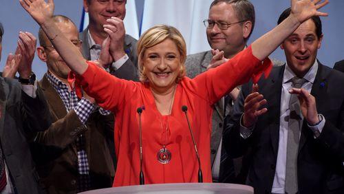 Les conditions d'une victoire de Marine Le Pen à la présidentielle