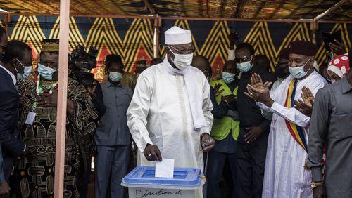 Le président tchadien Idriss Déby meurt au combat