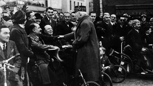 Les anciens combattants de Verdun contre la démocratie ?
