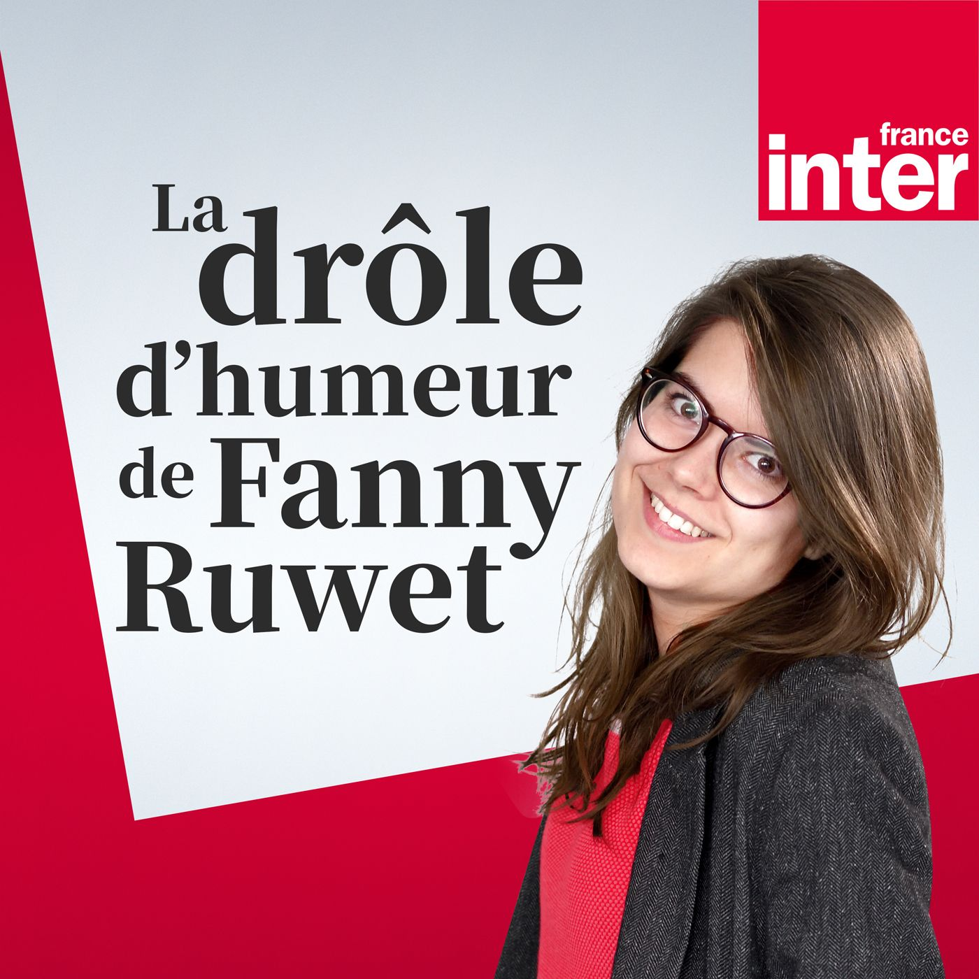 Image 1: La drole d humeur de Fanny Ruwet