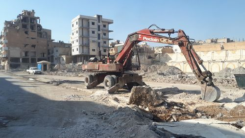 Raqqa, capitale de la résilience