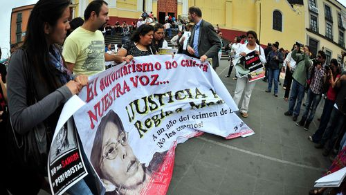 Projet Cartel : Mexique, le silence ou la mort