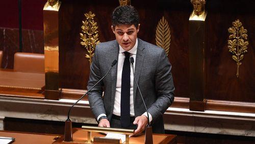 """Aurélien Pradié, député LR : """"La droite française a toujours été soucieuse de la question sociale"""""""