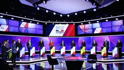 La prolifération des candidats anti-Macron