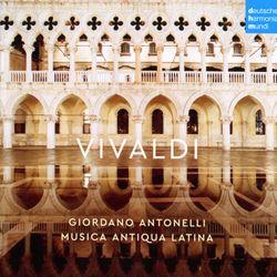 Concerto pour violoncelle en ré min RV 405 : 1. Allegro - GIORDANO ANTONELLI