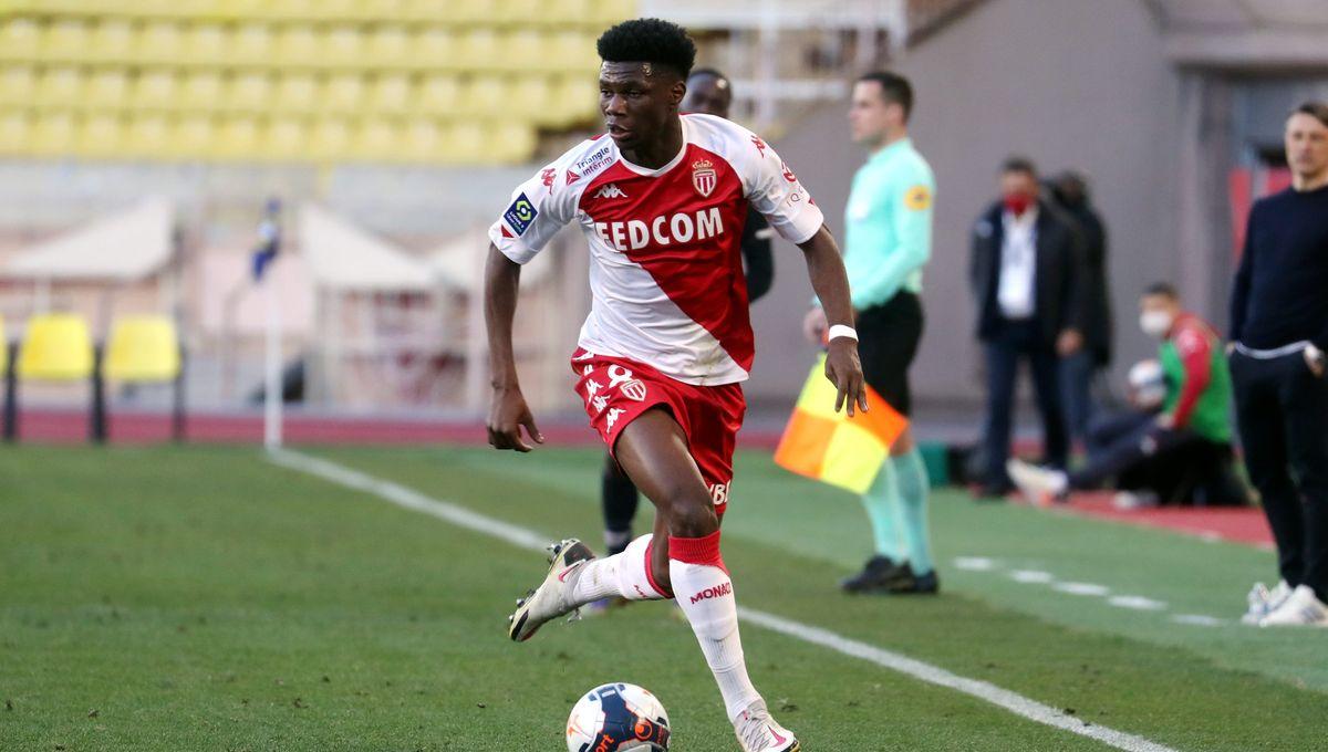 Ligue 1 : l'ancien Bordelais Aurélien Tchouaméni a pris son envol à l'AS  Monaco