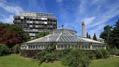 Épisode 2 : Le jardin botanique de l'université de Strasbourg